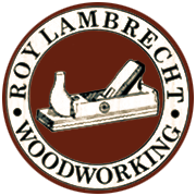 Roy Lambrecht Woodworking Logo